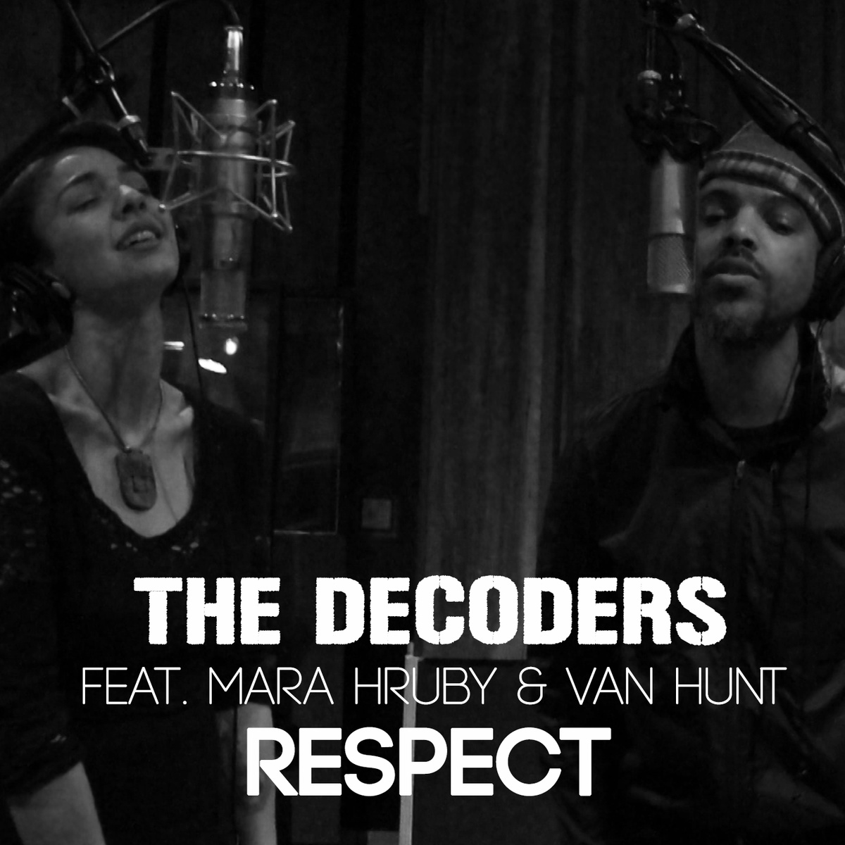 """The Decoders are at it again with another Rotary Connection cover of a cover, the classic known as ""Respect"" made famous by the likes of Otis Redding and Aretha Franklin. Enlisting the talents of Oakland based chanteuse Mara Hruby and the illustrious Van Hunt, The Decoders give an intimate look into their process in the studio creating the songs for their upcoming full length album release, ""Adventures From Paradise: A Tribute To Minnie Riperton"" coming out later this year. You can stream the track on the sound cloud page here: https://soundcloud.com/the-decoders/r.... You can also download the track along with their extensive catalog here: https://thedecoders.bandcamp.com"" -thedecoders.bandcamp.com"